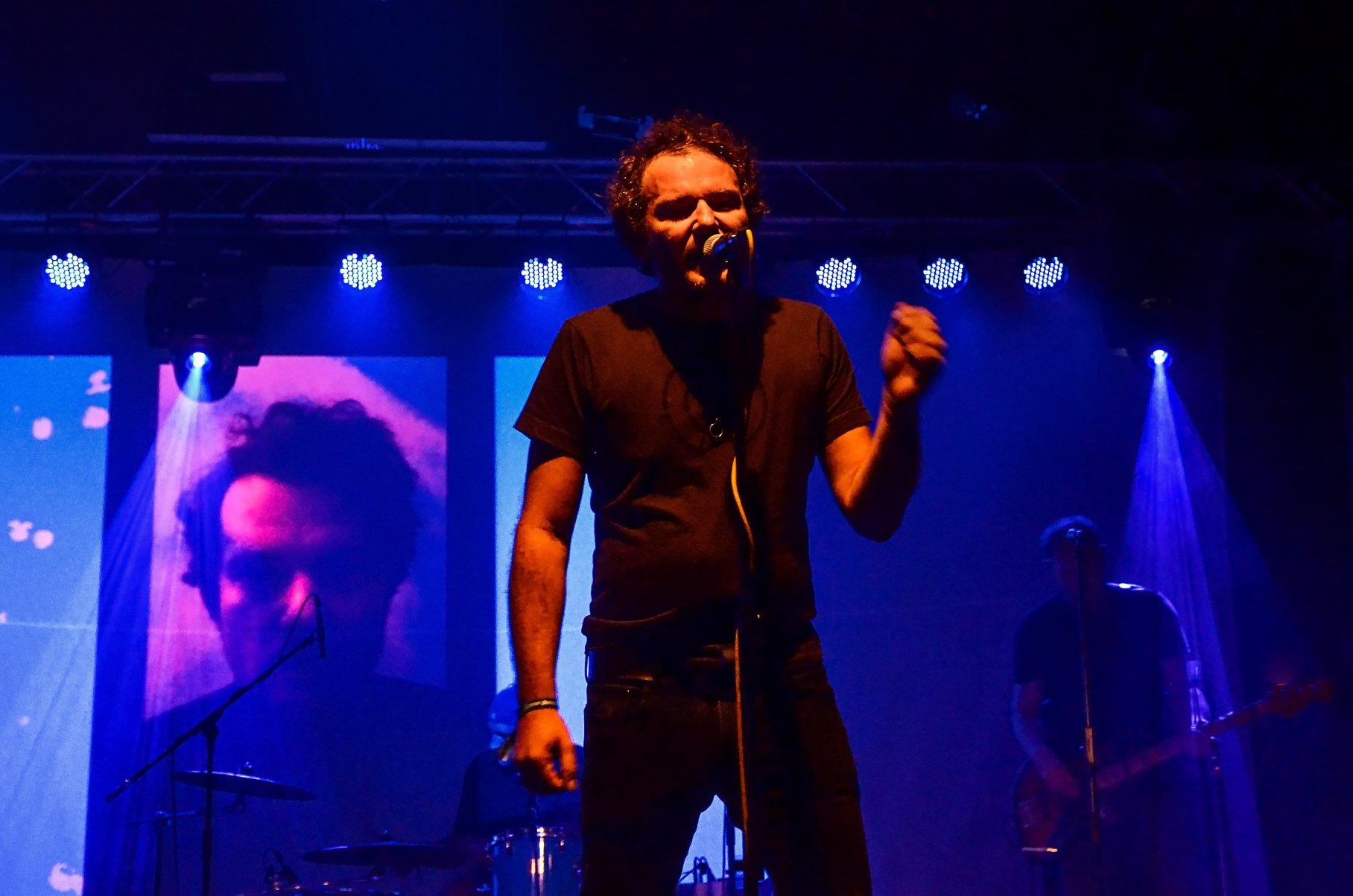Autumnist - live at Hviezdne Noci Festival, Bytca, 17.08.2018, photo by Marcel Huljak