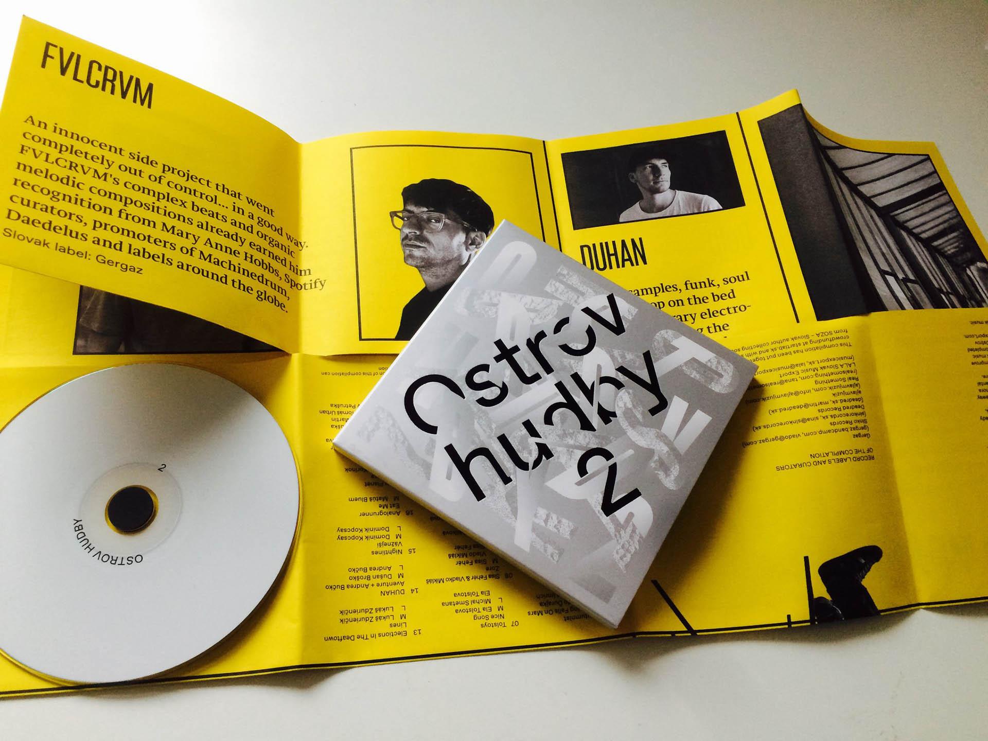 Ostrov hudby 2 (CD)