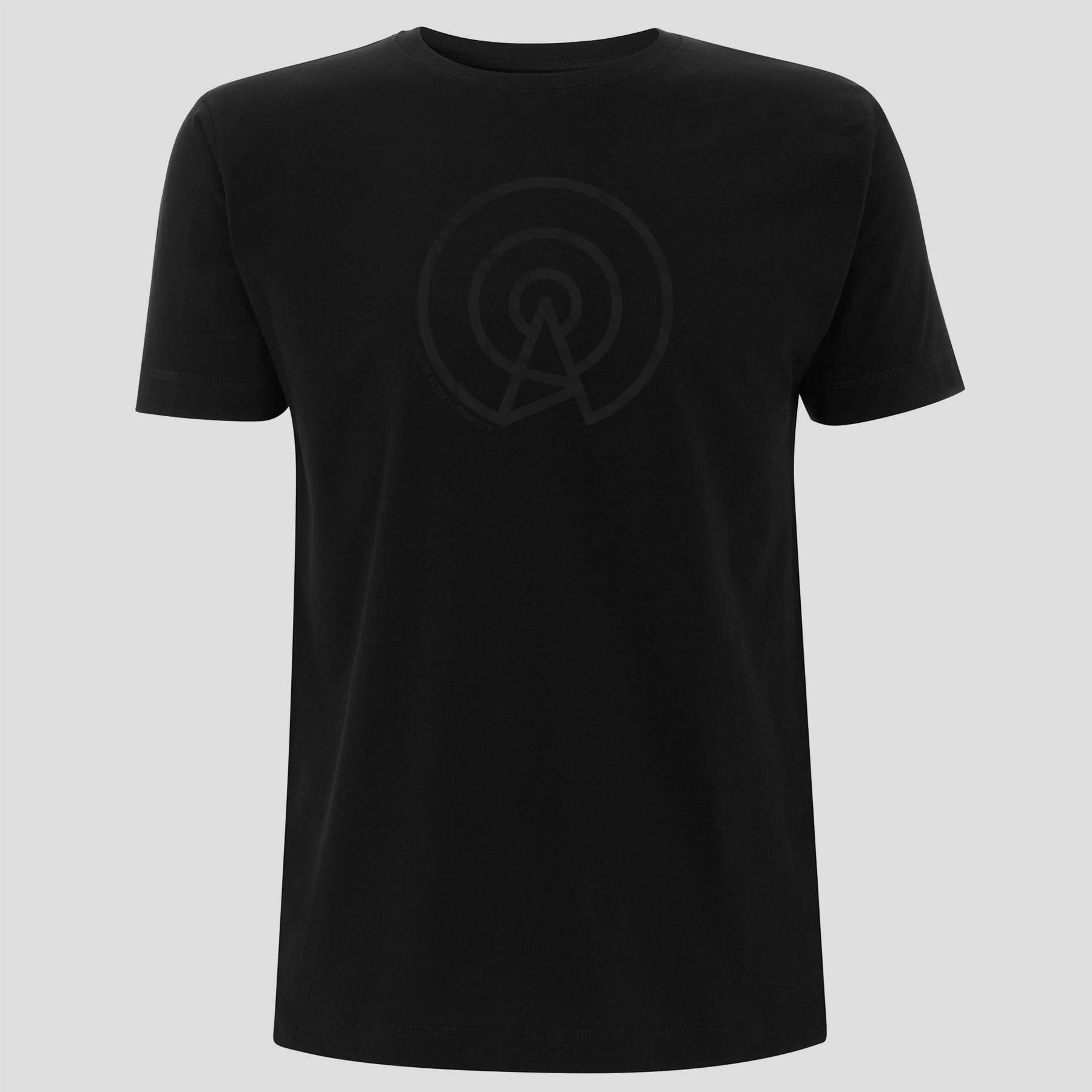 Autumnist - False Beacon (T-Shirt, Men, Black-Black)